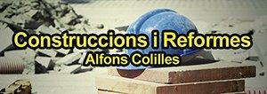 Construccions i reformes Alfons Colilles