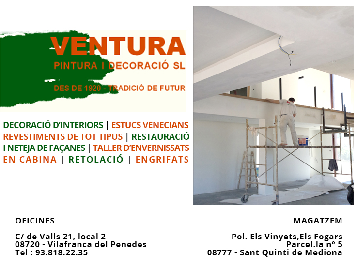 Ventura Pintura i Decoració S.L.