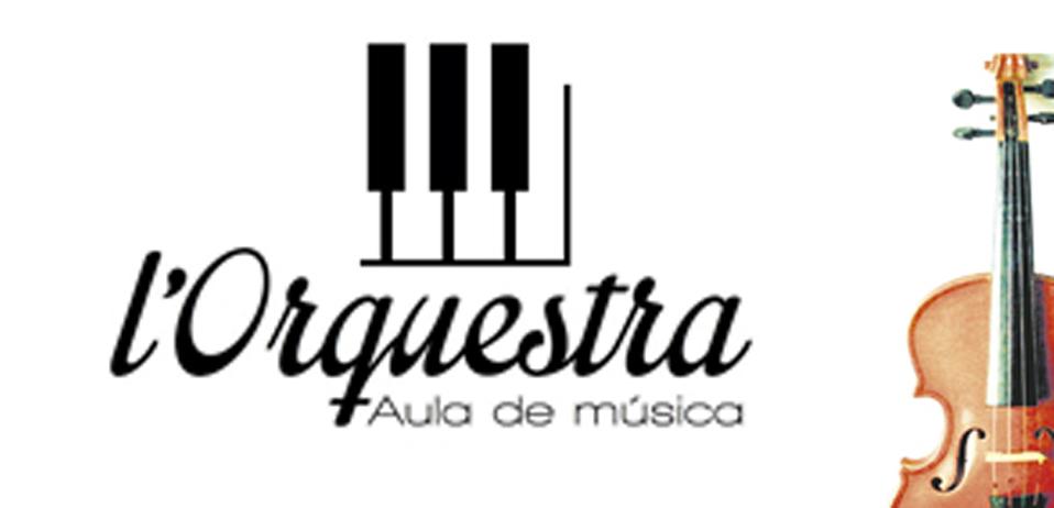 Aula de Música l'Orquestra
