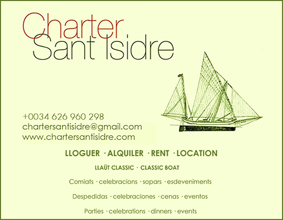 Charter Sant-Isidre